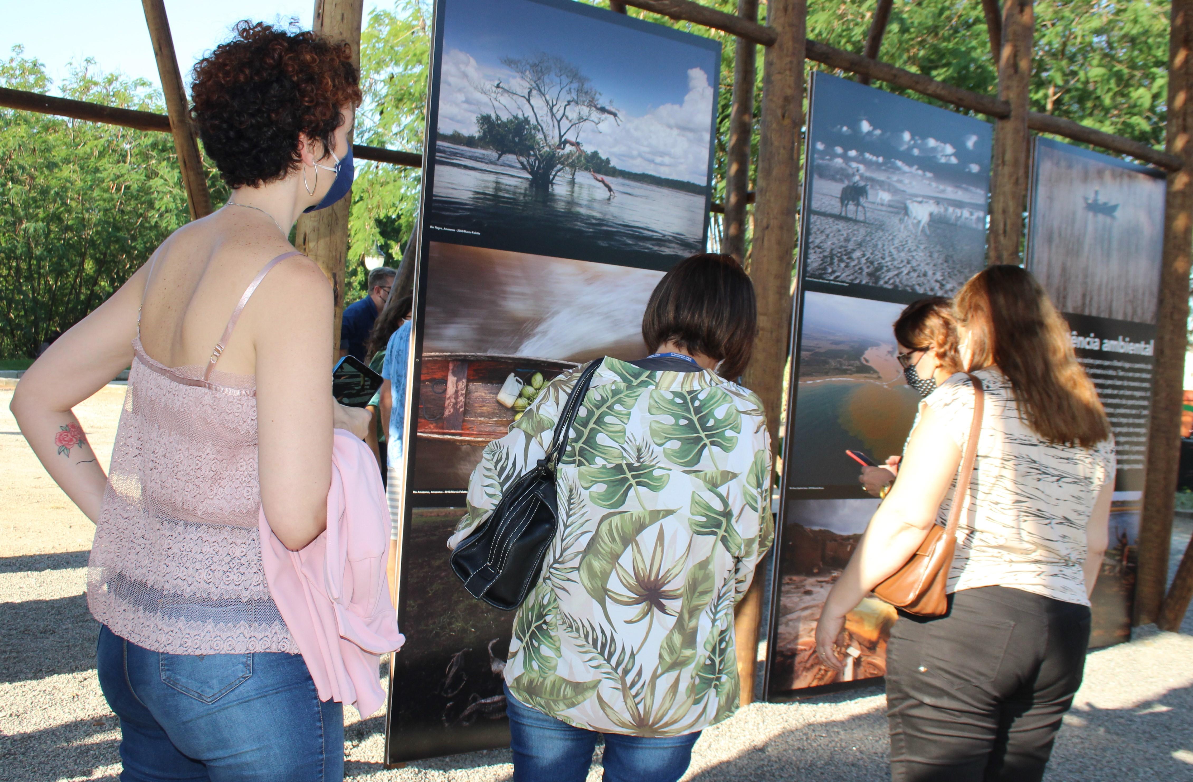 Exposição 'Água: da abundância à escassez' estreia em São Gonçalo