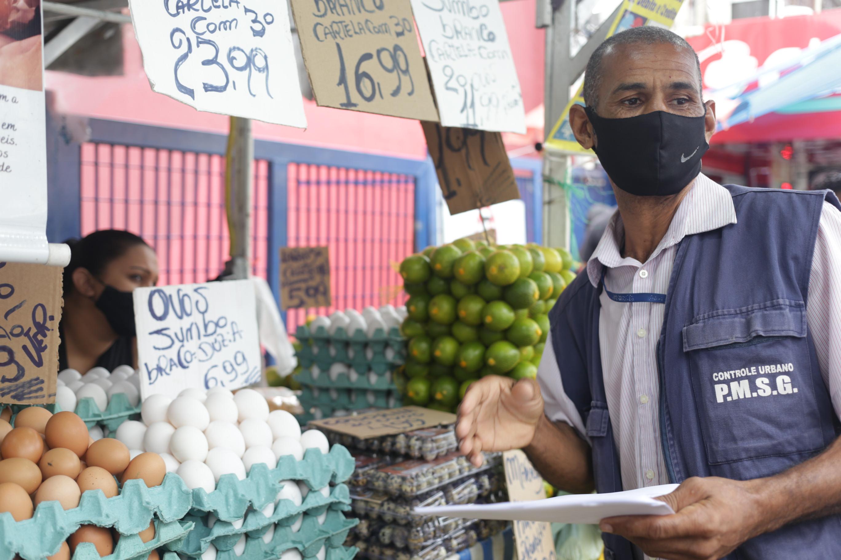 São Gonçalo faz campanha educativa para descarte correto do lixo